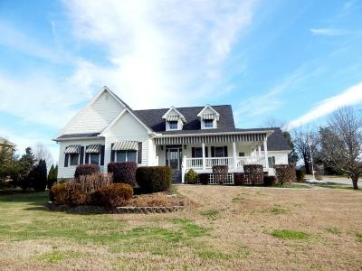 Maryville Single Family Home For Sale: 622 Davis Acres Drive