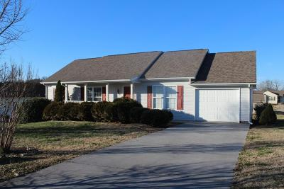 Morristown Single Family Home For Sale: 1207 Liberty Hall Drive