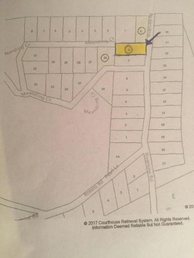 Maynardville Residential Lots & Land For Sale: 114 Meandering Circle