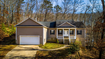 Kingston Single Family Home For Sale: 857 Paint Rock Ferry Rd