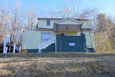 Lafollette Single Family Home For Sale: 1327 W Chestnut St