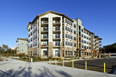 Knoxville Condo/Townhouse For Sale: 445 W Blount Ave #Apt 423