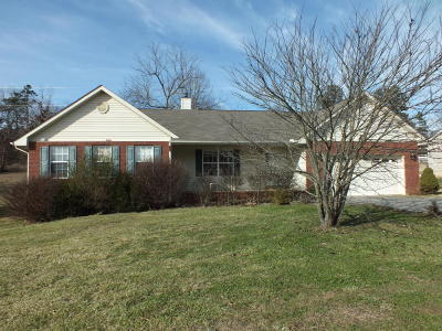 Blount County, Loudon County, Monroe County Single Family Home For Sale: 130 Hillsborough Lane
