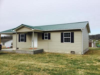 Tazewell Single Family Home For Sale: 1914 Cedar Fork Road Rd