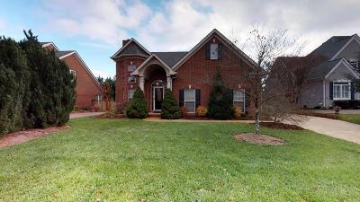 Knoxville Single Family Home For Sale: 9845 Giverny Circle