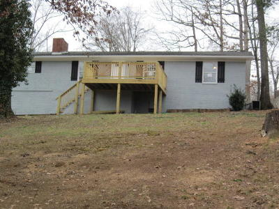 Lenoir City Single Family Home For Sale: 3370 Forest Heights Circle