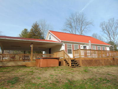 Anderson County, Blount County, Knox County, Loudon County, Roane County Single Family Home For Sale: 246 Willow Drive