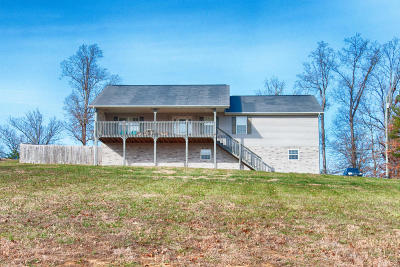 Sevier County Single Family Home For Sale: 1304 Deer Meadows Rd