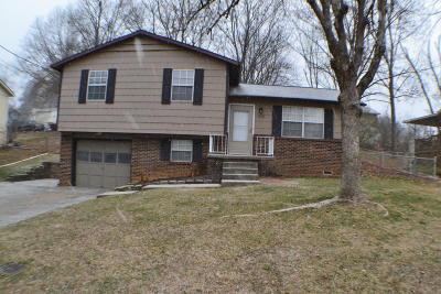 Knoxville TN Single Family Home Sold: $120,000