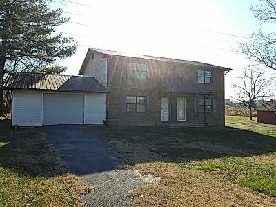 Blount County, Knox County Single Family Home For Sale: 412 Oakdale St