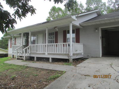 Campbell County Single Family Home For Sale: 142 E Cumberland Lane