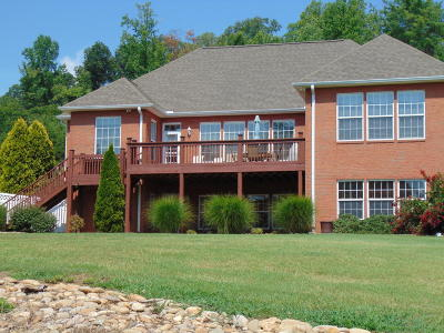 Meigs County, Rhea County, Roane County Single Family Home For Sale: 141 Harbour View Way