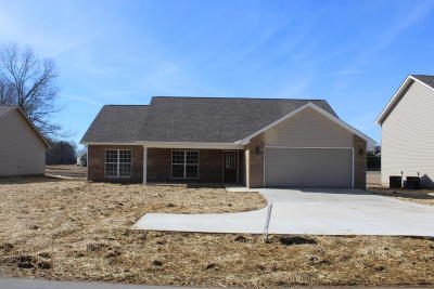 Maryville Single Family Home For Sale: 2615 Best Rd
