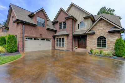 Knoxville Single Family Home For Sale: 7148 Marlee Park Blvd