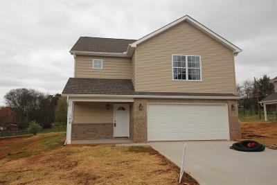 Maryville Single Family Home For Sale: 108 Emma Rose Way