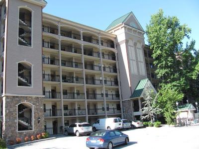 Gatlinburg Condo/Townhouse For Sale: 210 Roaring Fork Ext #207