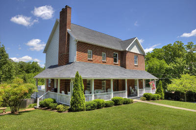 Dandridge Single Family Home For Sale: 224 W Main St