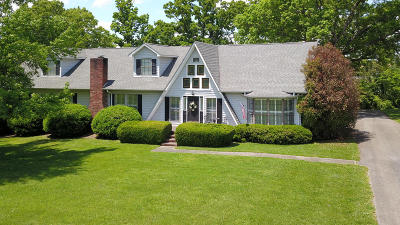 Maryville Single Family Home For Sale: 2317 Old Niles Ferry Rd