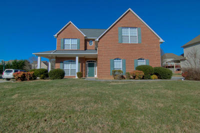 Knoxville Single Family Home For Sale: 5021 Magic Lantern Drive