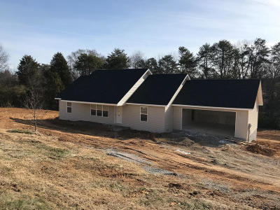 Maryville Single Family Home For Sale: 4542 Morganton Rd