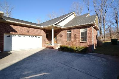 Lenoir City Condo/Townhouse For Sale: 2462 Mountain Drive