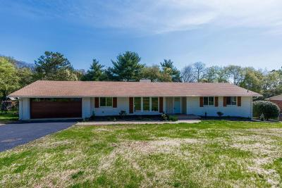 Knoxville Single Family Home For Sale: 212 Suburban Rd