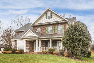 Knoxville Single Family Home For Sale: 11340 Woodcliff Drive