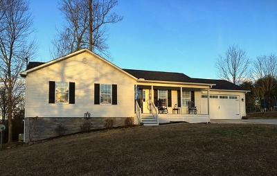 Jacksboro Single Family Home For Sale: 175 Crowley Circle