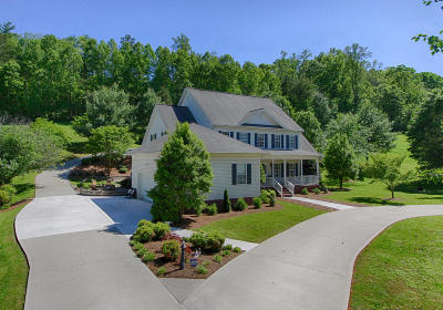 Knoxville Single Family Home For Sale: 1512 Bob Kirby Rd