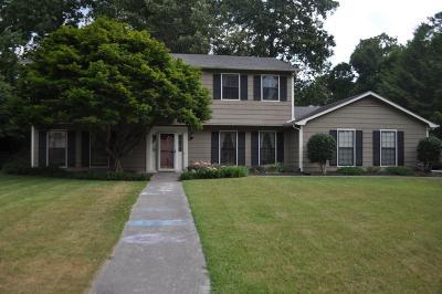 Powell Single Family Home For Sale: 7816 Keswick Rd
