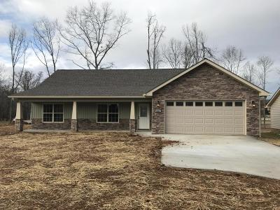 Maryville Single Family Home For Sale: 2631 Best Rd