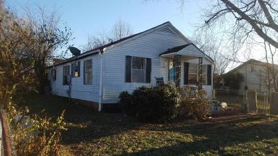 Maryville Single Family Home For Sale: 756 Lincoln Rd