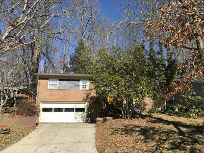 Oak Ridge TN Single Family Home Sold: $158,000