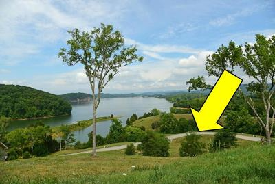 Russellville, Whitesburg Residential Lots & Land For Sale: 6360 Coves Edge Tr