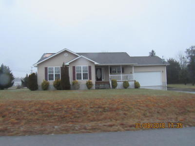 Campbell County Single Family Home For Sale: 113 Clover Circle