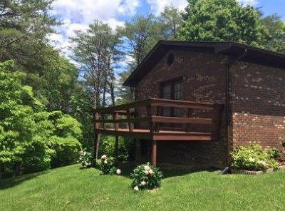 Claiborne County Single Family Home For Sale: 235 Parliament Rd