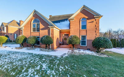 Knoxville Single Family Home For Sale: 609 Sedgley Drive