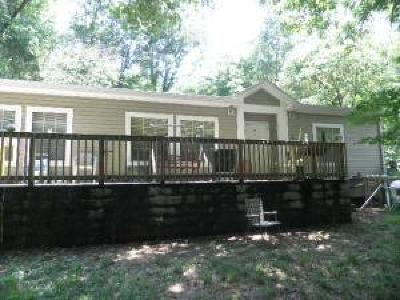 Luttrell Single Family Home For Sale: 158 Keystown Rd