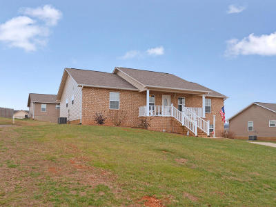 Sevier County Single Family Home For Sale: 2124 Murphys Chapel Drive