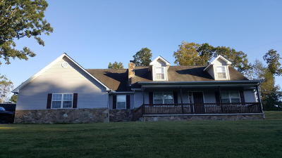 Campbell County Single Family Home For Sale: 1367 Murrayville Rd
