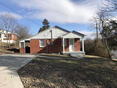 New Tazewell Single Family Home For Sale: 112 Old Jacksboro Rd