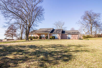 Maryville Single Family Home For Sale: 3112 Clover Hill Ridge Rd