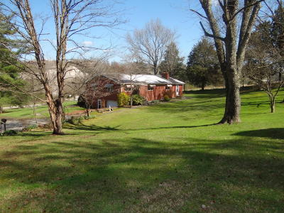 Union County Single Family Home For Sale: 2539 Maynardville Hwy