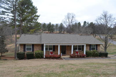 Knoxville Single Family Home For Sale: 6921 Riverwood Drive