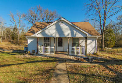 Knoxville Single Family Home For Sale: 1117 McCall Lane