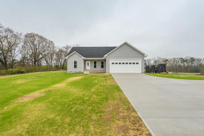 Single Family Home For Sale: 126 Cates Rd