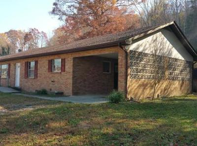 Claiborne County Single Family Home For Sale: 1927 Seals Rd