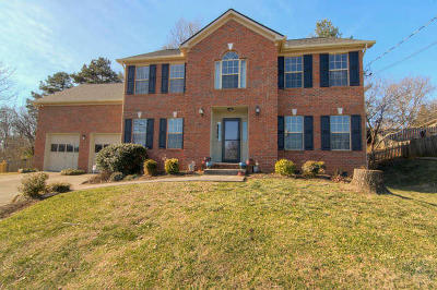 Knox County Single Family Home For Sale: 1021 Turnberry Drive