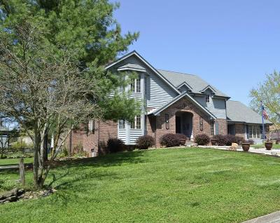 Knoxville Single Family Home For Sale: 11901 Buroak Circle