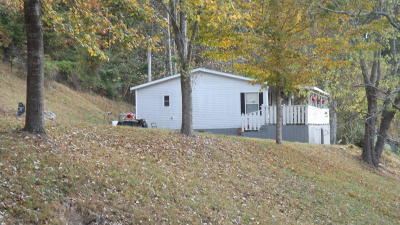 Claiborne County Single Family Home For Sale: 657 River Rd